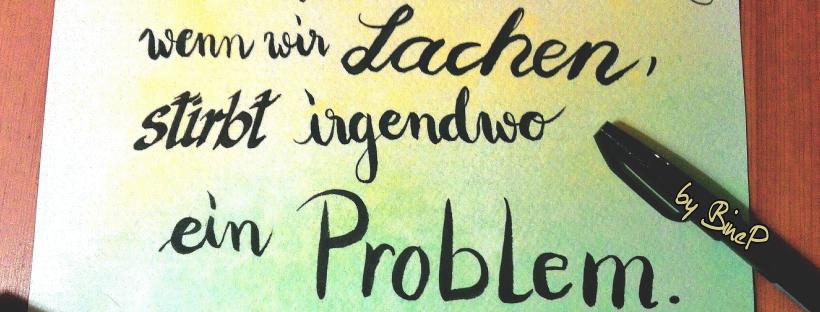 Lachen problem stirbt