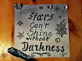 Stars can´t be shine