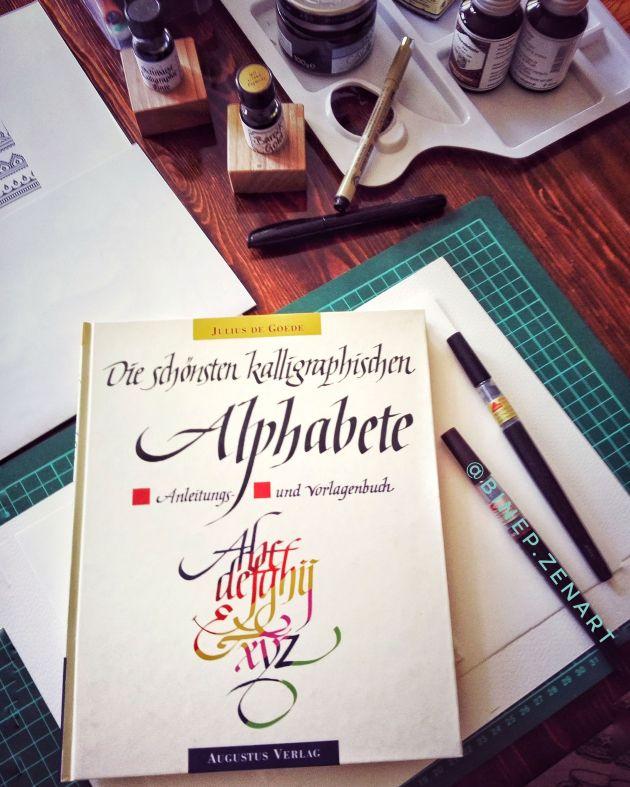 Kalligraphy Buch 1993